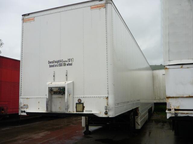 4Mtr TRIAXLE STEPFRAME BOX TRAILERS FOR SALE