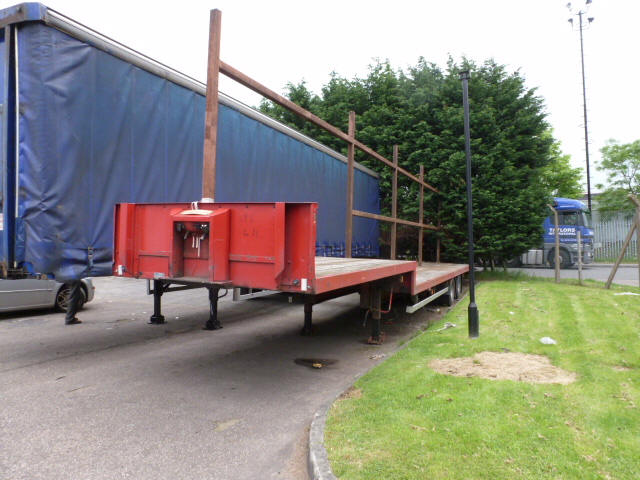 Roof Truss Carrier Trailers For Sale