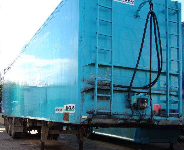 Trailers For Less >> Waste-Spec Walking Floor Trailers For Sale