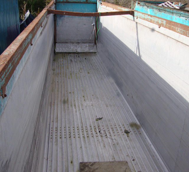 Waste Spec Walking Floor Trailers For Sale