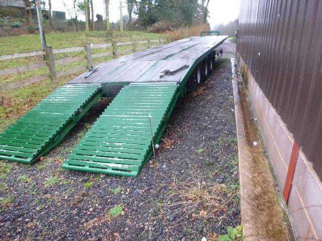 Recovery Trailer For Sale Trailer For Sale