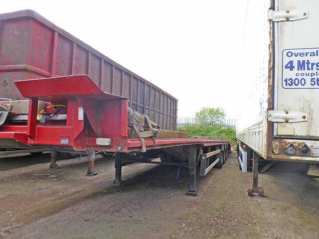 Recovery Trailer For Sale Low Loader Trailers For Sale